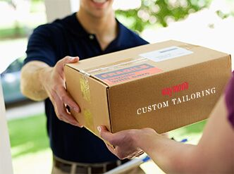 Delivery At Your Doorstep